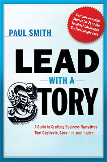 Paul Smith - LeadWithAStory- cover pic