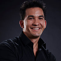 magician jason latimer,  impossible science creator
