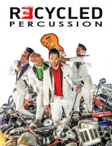 Recycled Percussion pic 2016