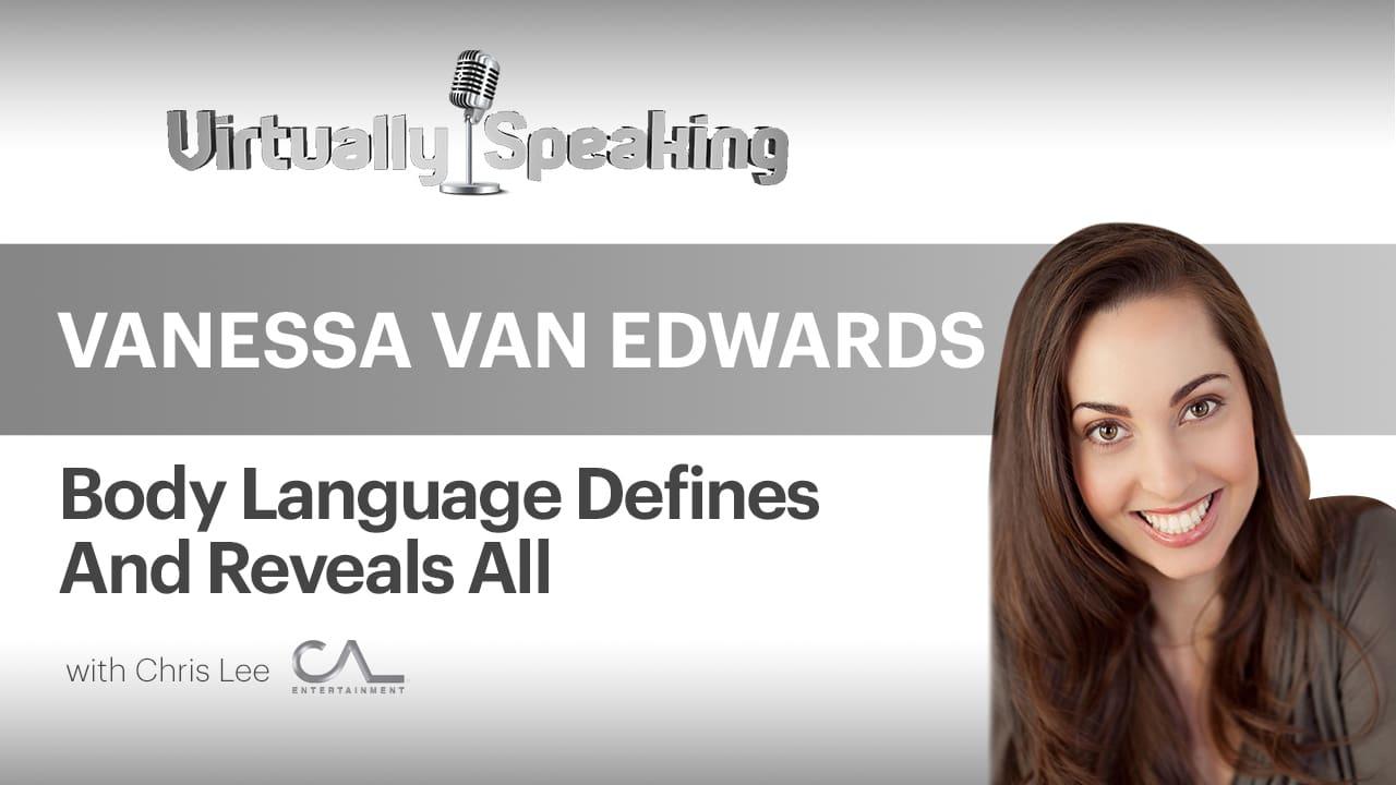 VSP Vanessa   Body Language